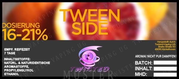 Twisted - Tweenside Aroma 10ml