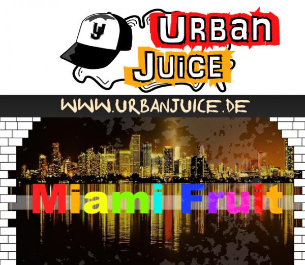 Urban Juice - Miami Fruit Aroma 10ml