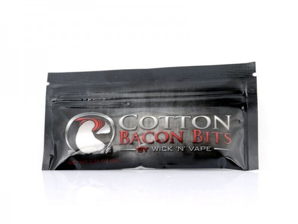 Wick N' Vape - Cotton Bacon Bits Baumwollwatte