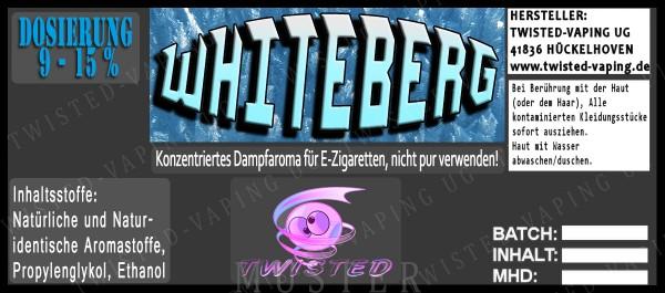 Twisted - Whiteberg Aroma 10ml