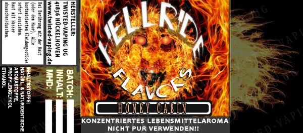 Twisted Hellride - Honey Cabin 10ml