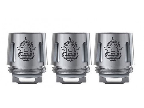 Smok - TFV8 X-Baby Beast Coils M2 Core 3er Pack 0,25 Ohm (Steamax Brand)