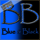 Dark Burner Premium - Blue & Black Aroma 10ml