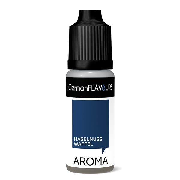 GermanFLAVOURS - Haselnuss Waffel Aroma 10ml