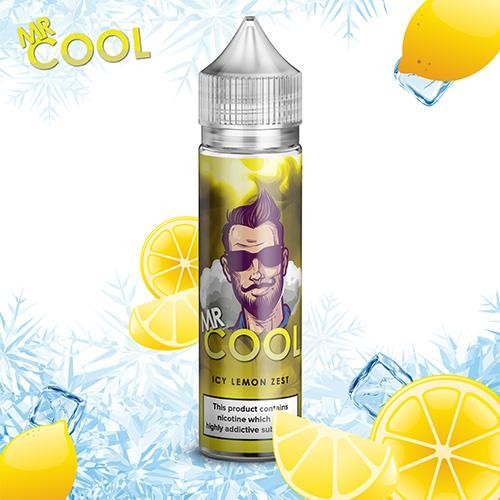 Mr. Cool - Icy Lemon Zest 50ml Liquid 0mg