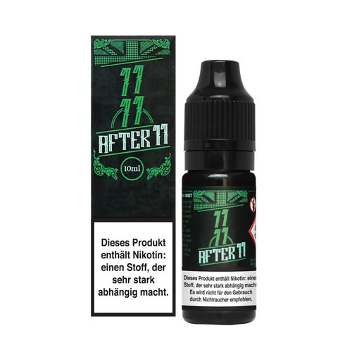 Dinner Lady 1111 - After 11 10ml