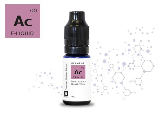Element - Ac - Apfel Acaibeere E-Liquid 10ml