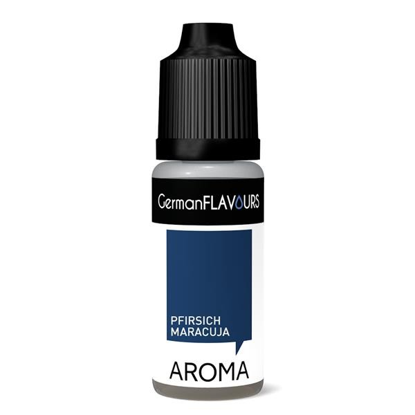 GermanFLAVOURS - Pfirsich Maracuja Aroma 10ml