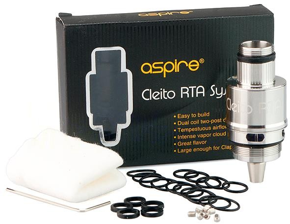 Aspire - Cleito RTA Kit