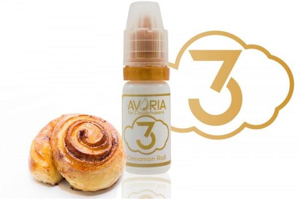 Avoria - Cinnamon Roll E-Liquid 10ml