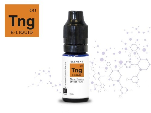 Element - Tng - Orangensaft E-Liquid 10ml