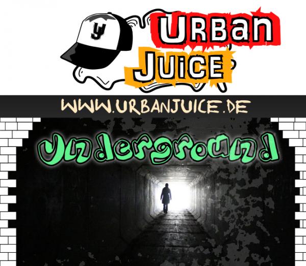 Urban Juice - Underground E-Liquid 10ml