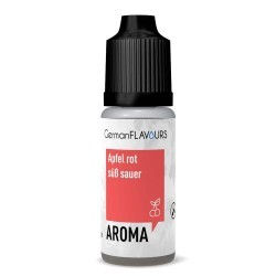 GermanFLAVOURS - Apfel rot süß (Red Delicious) Aroma 10ml