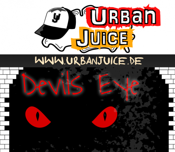 Urban Juice - Devils Eye E-Liquid 10ml