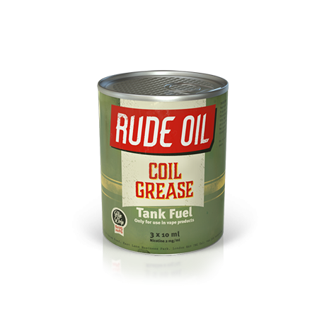Rude Oil - Coil Grease Multipack 3x10ml