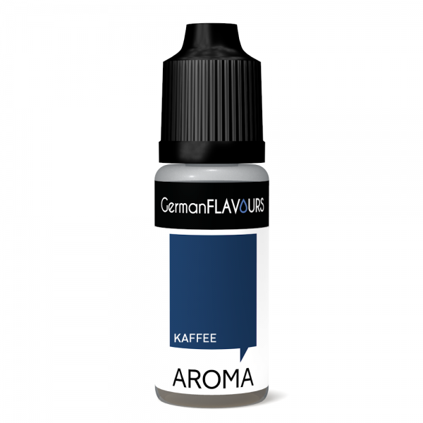 GermanFLAVOURS - Kaffee Aroma 10ml