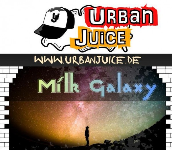 Urban Juice - Milk Galaxy E-Liquid 10ml