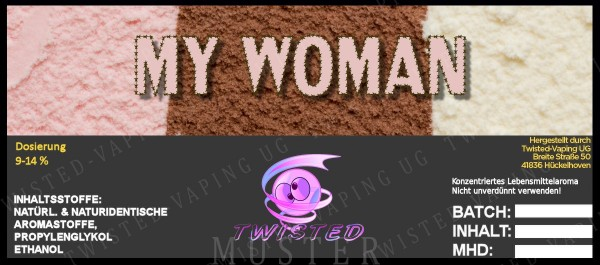 Twisted - My Woman Aroma 10ml