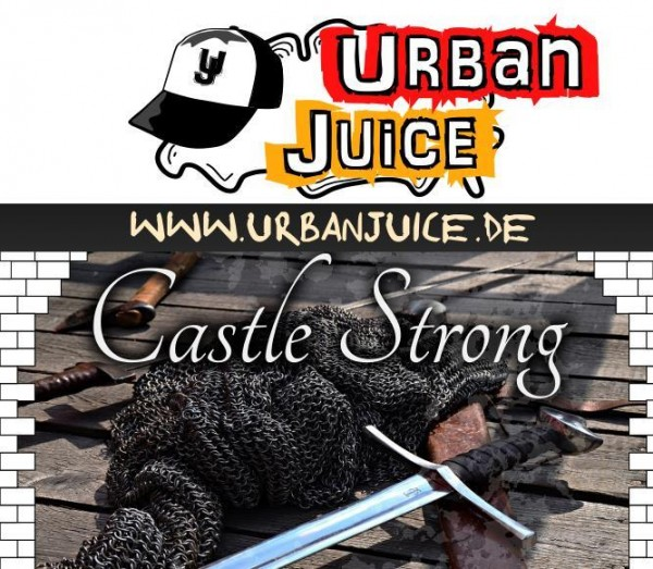 Urban Juice - Castle Strong Aroma 10ml