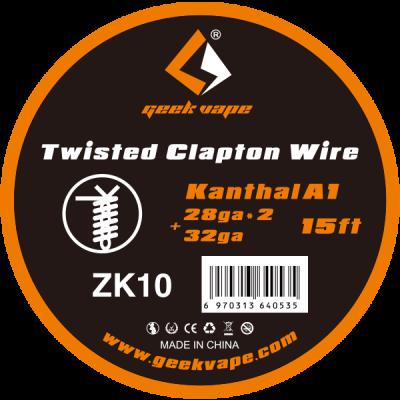 Geekvape - Twisted Clapton Wire Draht