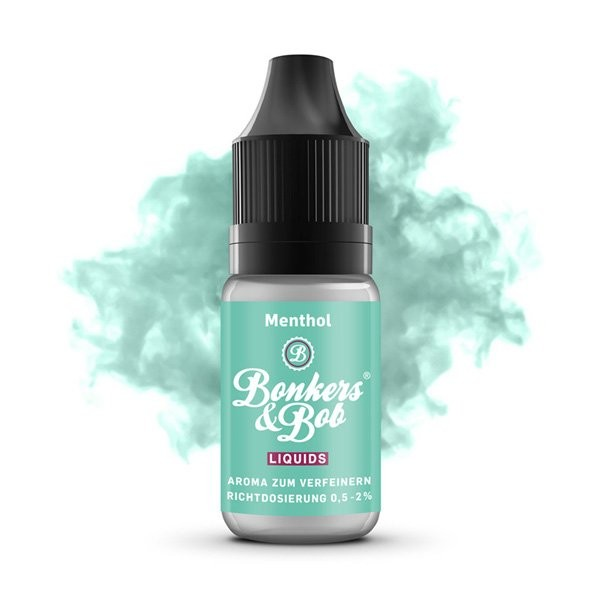 Bonkers & Bob - Essential Menthol Aroma 10ml