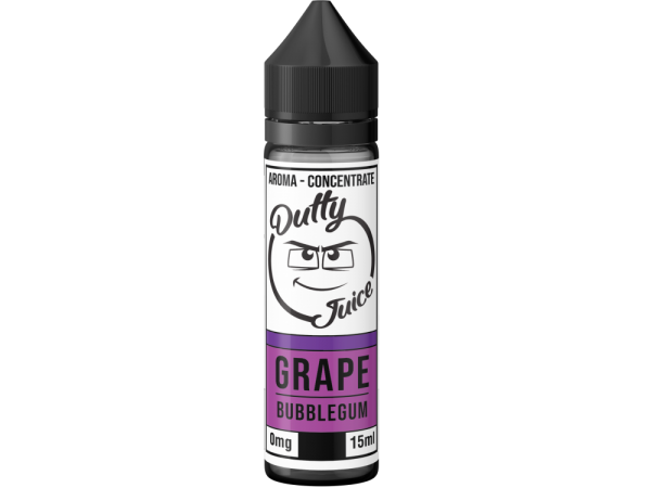 Dutty Juice - Aroma Grape Bubblegum 15ml