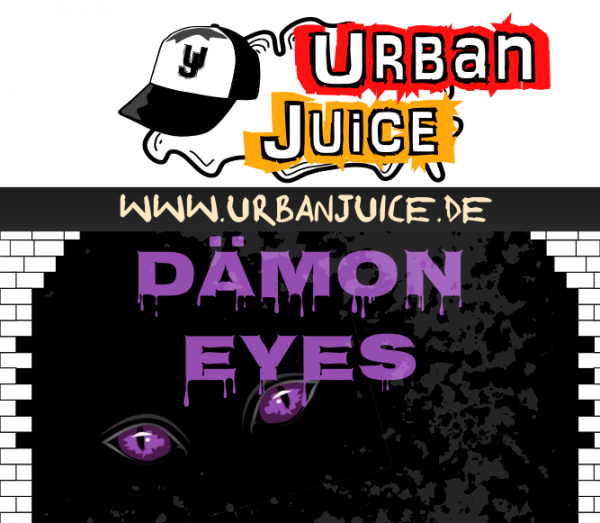 Urban Juice - Dämon Eyes E-Liquid 10ml