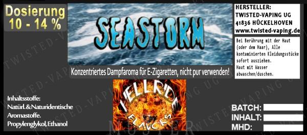 Twisted Hellride - Seastorm 10ml