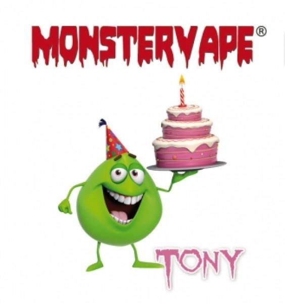 MonsterVape - Tony Aroma 10ml