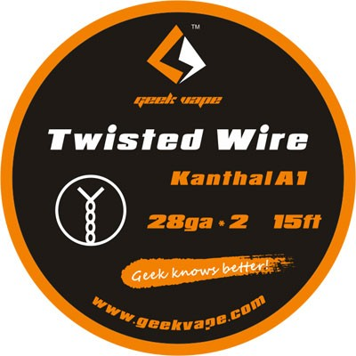 Geekvape - Twisted Wire Draht