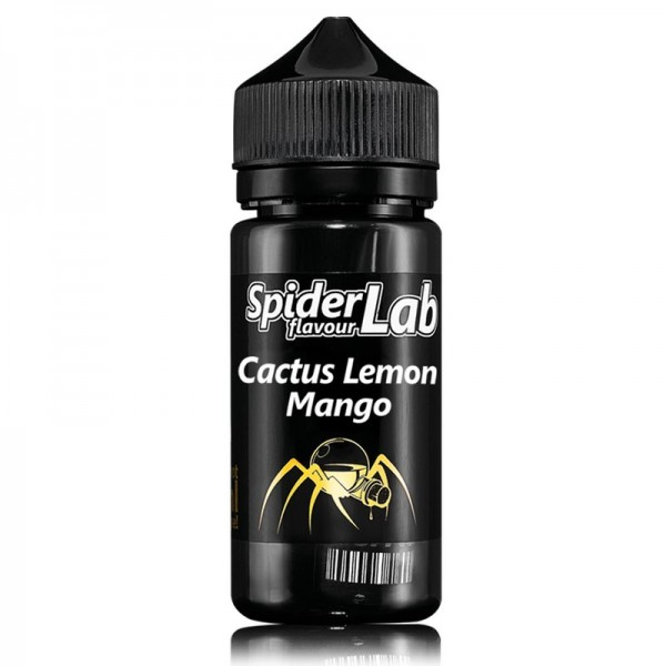 SpiderLab - Cactus Lemon Mango - Shake & Vape Aroma 10ml