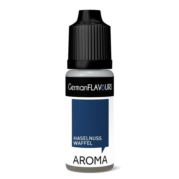 GermanFLAVOURS - Haselnuss Waffel Aroma 10ml