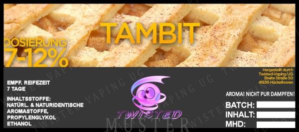 Twisted - Tambit Aroma 10ml