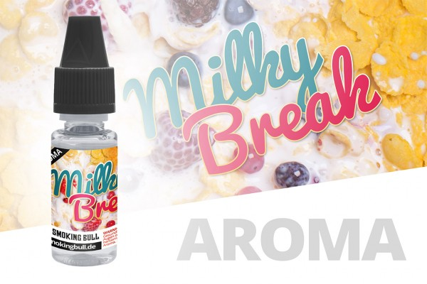 Smoking Bull - Milky Break 10ml