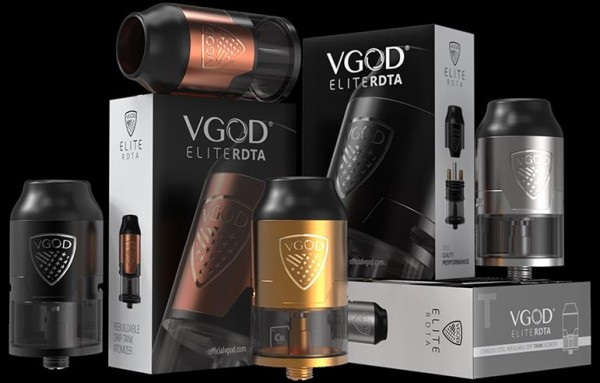 VGOD - Elite RDTA 4ml Tank Verdampfer