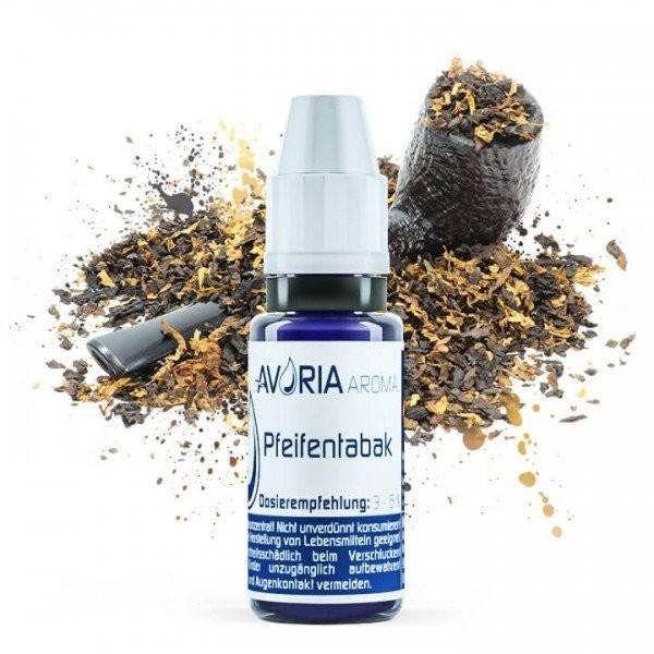 Avoria Aroma Pfeifentabak 12 ml