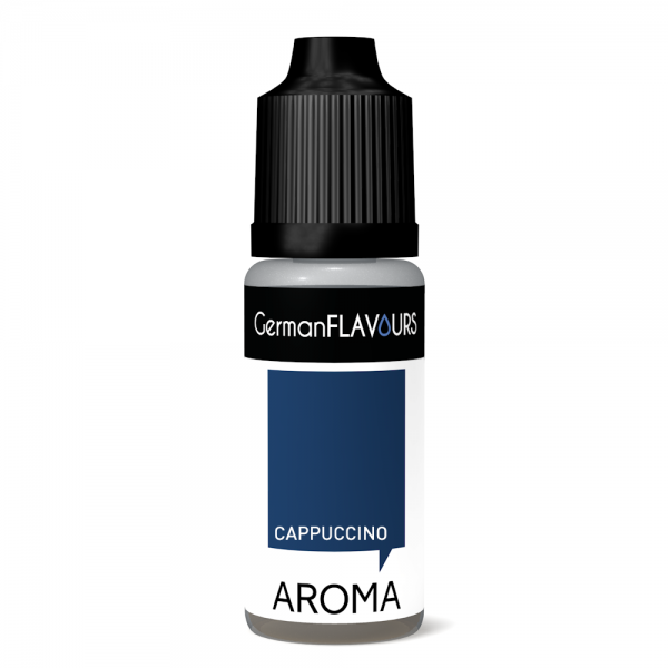 GermanFLAVOURS - Cappuccino Aroma 10ml