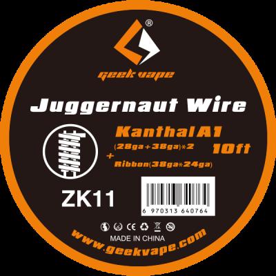 Geekvape - Juggernaut Wire Draht