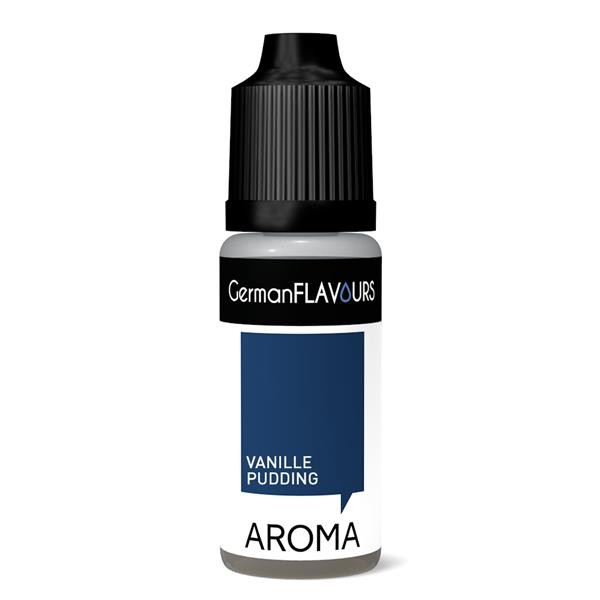 GermanFLAVOURS - Vanille Pudding Aroma 10ml