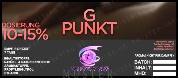 Twisted - G-Punkt Aroma 10ml