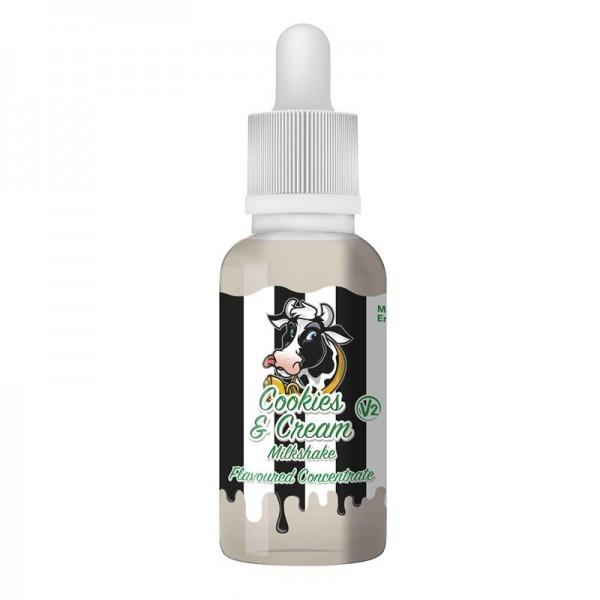 Eco Vape - Cookies & Cream Milkshake V2 Aroma 30ml