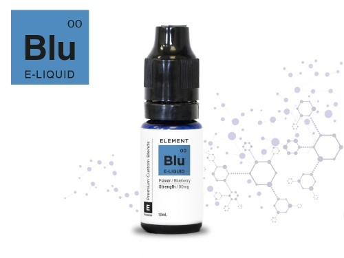 Element - Blu - Blaubeer E-Liquid 10ml