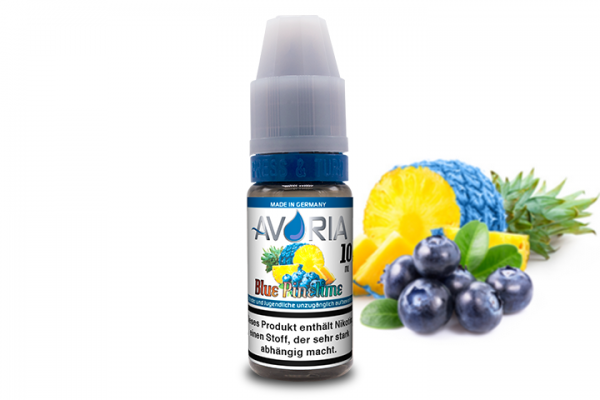Avoria - Blue Pinelime E-Liquid 10ml