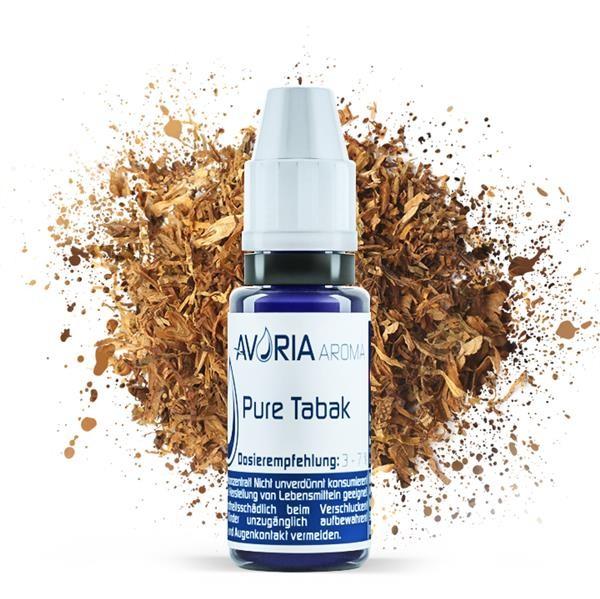 Avoria Aroma Pure Tabak 12 ml